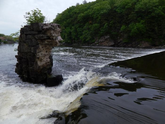 waterfall top
